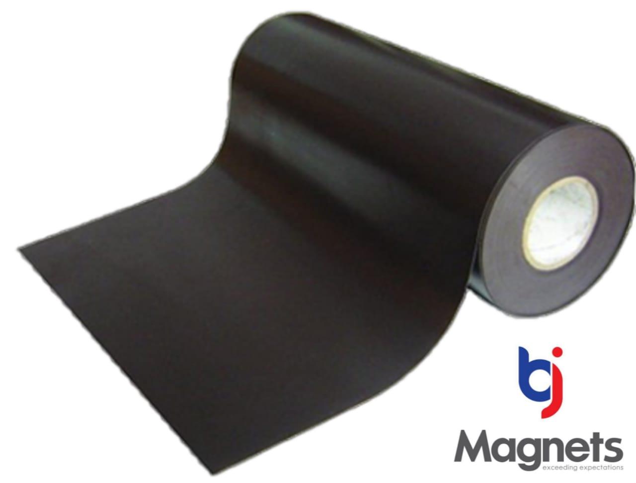 Flexible sheet magnet